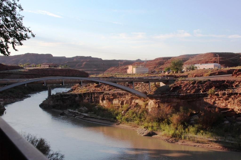 La San Juan River