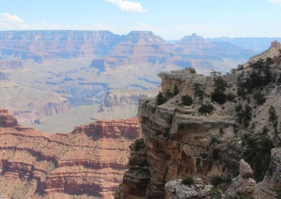 Grand Canyon National Parc - Vue depuis la rive Sud