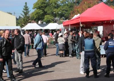 Festival de Nogent/Oise : les stands