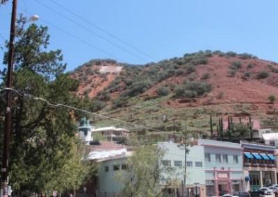 Les collines de Bisbee