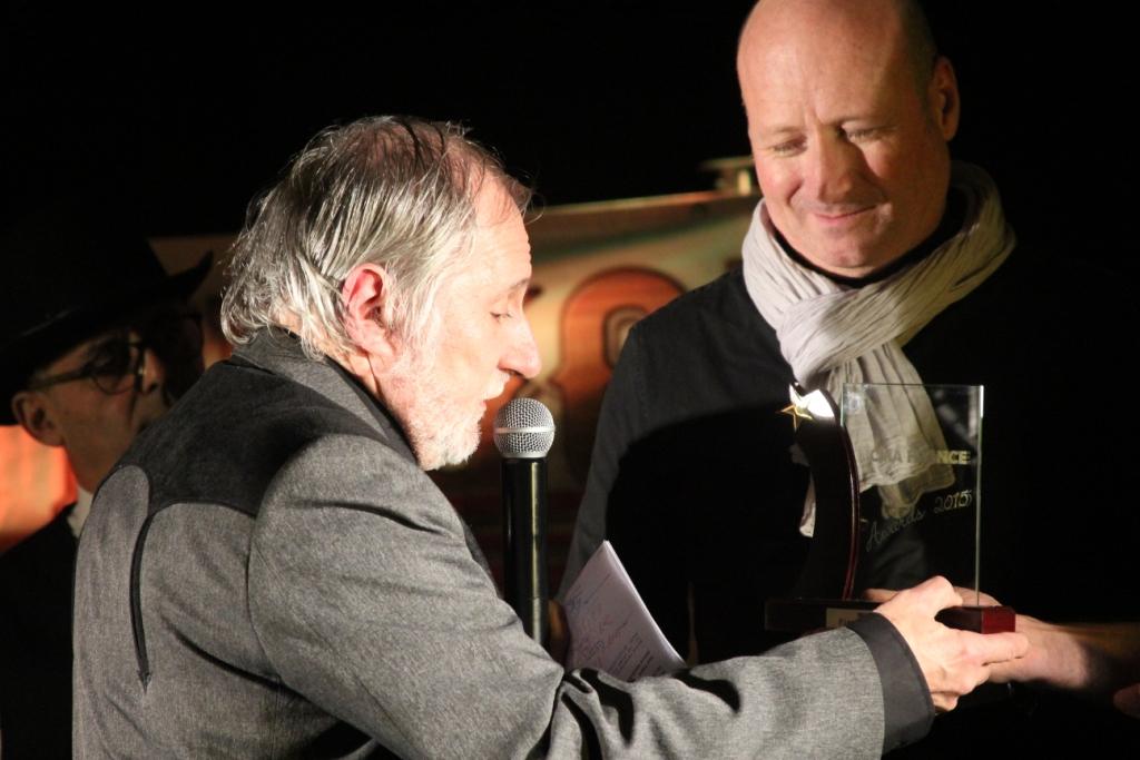 CMAF HALL OF FAME remis à Laurent Lacoste pour son père Pierre Lacoste, à titre posthume