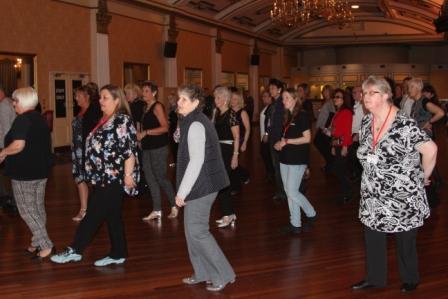 Vendredi soir : Workshops et bal
