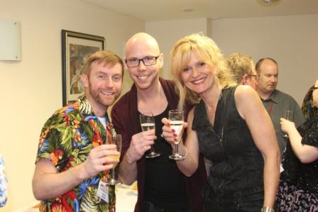 Steve Healy, Remco et Ivonne