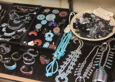 Hubbell Trading Post, bijoux en argent