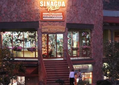 Sedona : boutiques du centre-ville