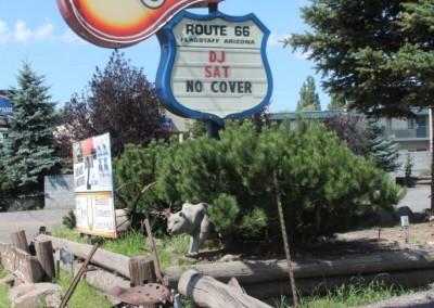 Flagstaff, la Route 66 a son musée