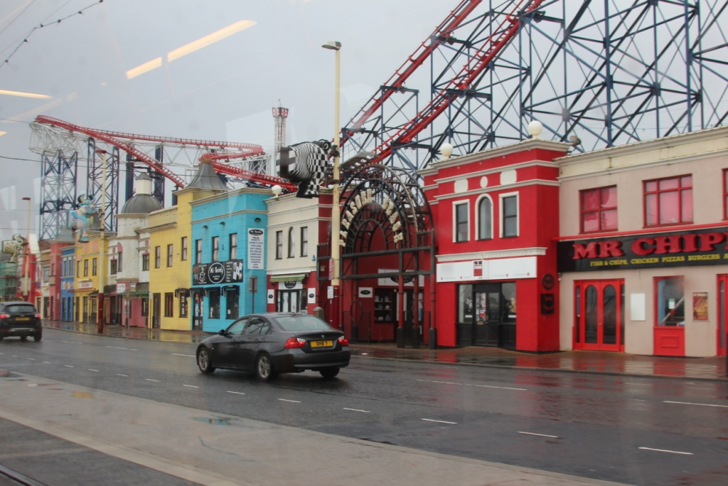 Le grand huit-Blackpool