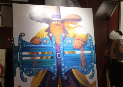 Sedona : galerie d'art