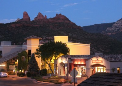 Sedona by Night