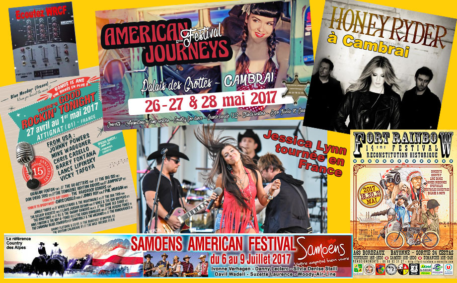 Newsletter Country-France Avril 2017