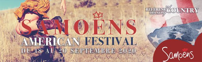 Samoens American Festival 2020