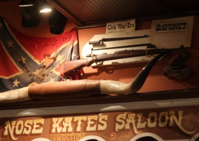 Tombstone - Le Saloon de Big Nose Kate