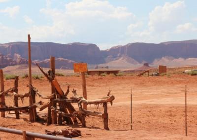 Monument Valley - Propriété privée