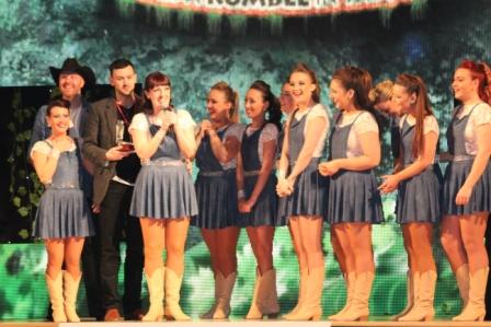 Prix du Public pour la troupe CountryVive