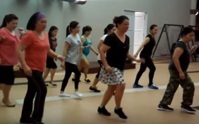 La Choré de la Semaine : Feel Better When I'm Dancing – Stephanie Chong