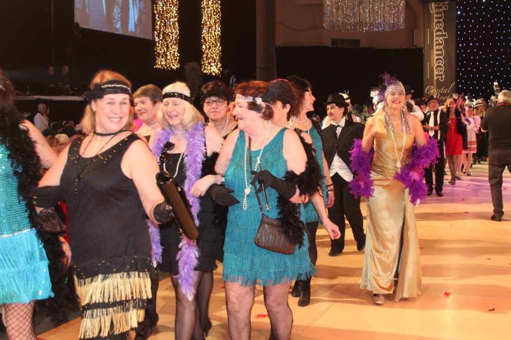 Danseuses de Charleston