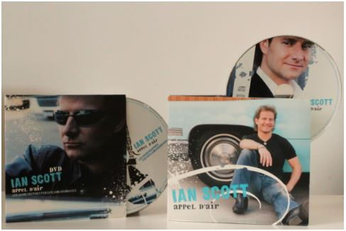 Album CD - Appel d'air