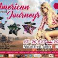 Affiche Festival American Journeys 2018 - Cambrai