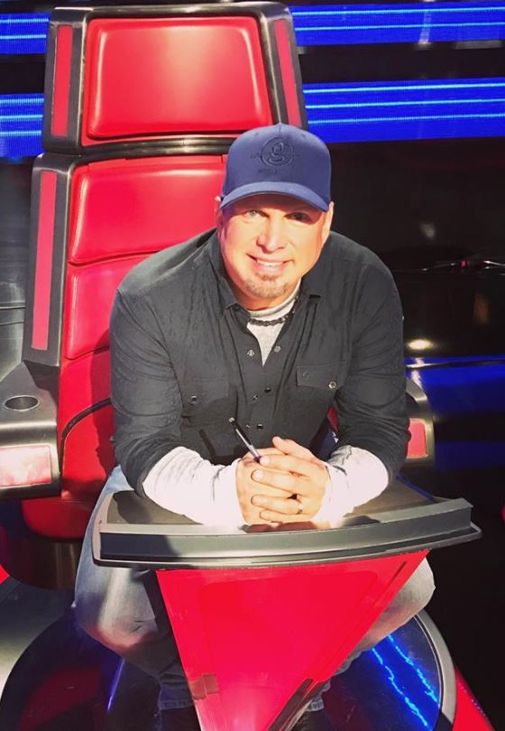 Garth Brooks - The Voice USA