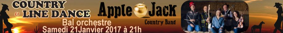 Festival Chatswing - Concert et bal avec le groupe Applejack