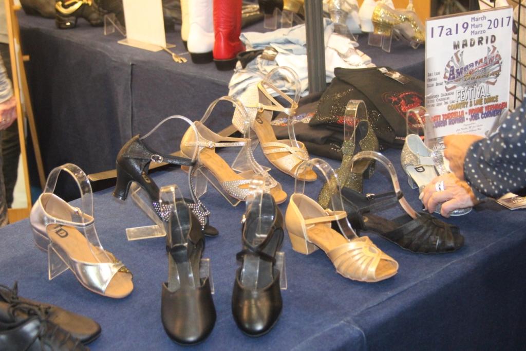 Chaussures de danse LD Footwear