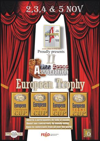 Spanish Event - European Trophy