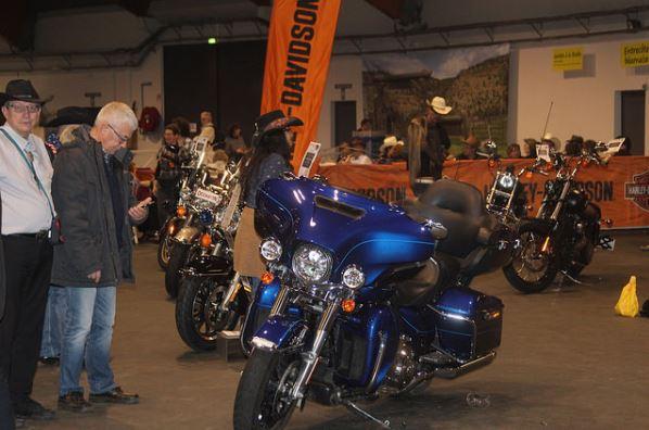 Une Harley Davidson à gagner !
