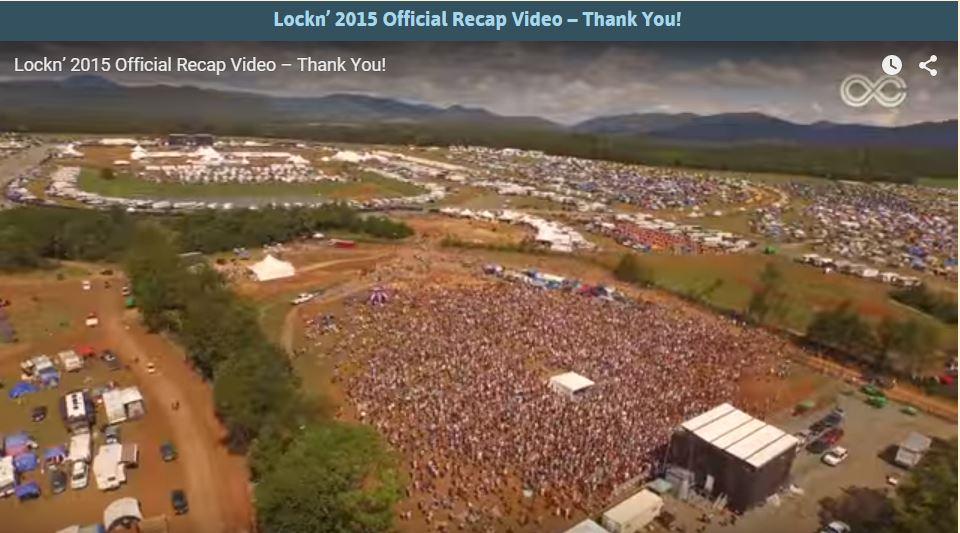 Lockn'2015 Festival