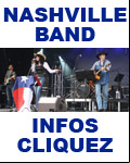 Nashville Band Country Music - Cliquez !