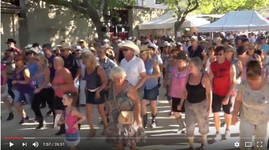 Roque Festival, Medley Vidéo