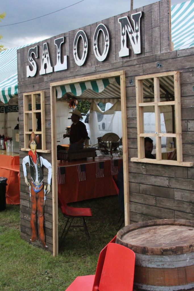 Le Saloon - Festival de Groslay
