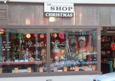 Christmas Shop... ouverte toute l'année !
