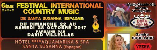 Festival de Santa-Susanna - Affiche 2017