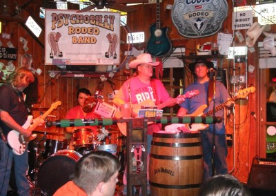 Music Live au Rusty Spur Saloon