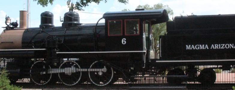3. Visite du Musée du Train (Scottsdale)