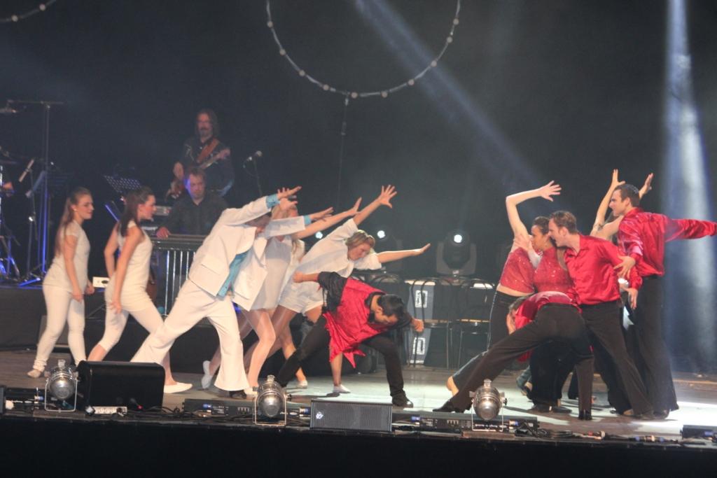 ShowTime Evry Mars 2015 - La troupe de Roy Verdonk