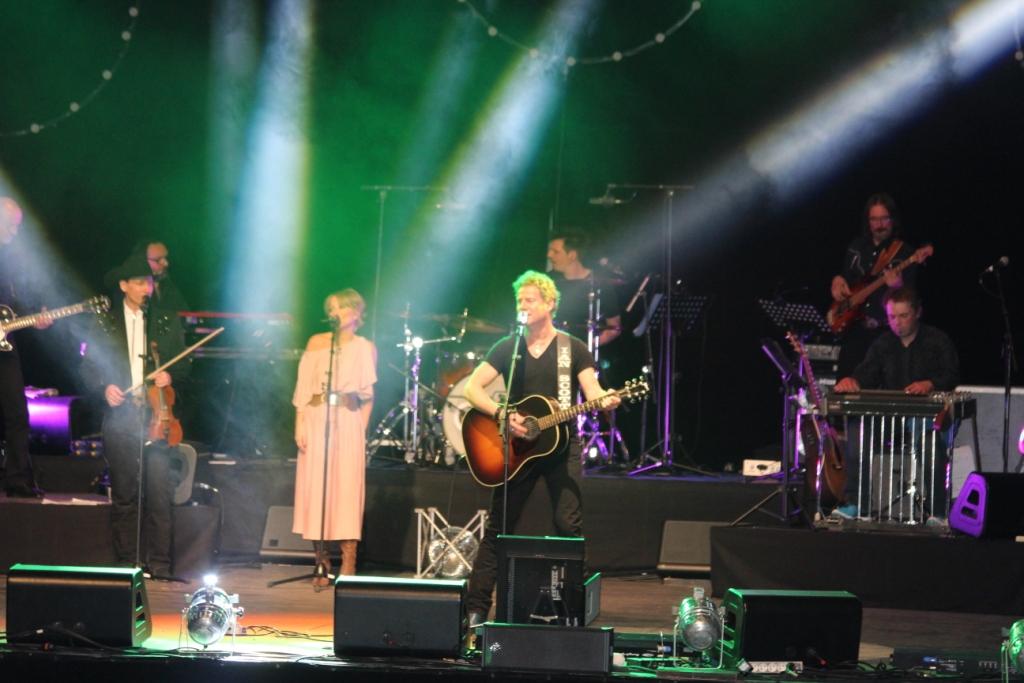 ShowTime Mars 2015 - Sur la scène du théâtre de l'Agora d'Evry (91)