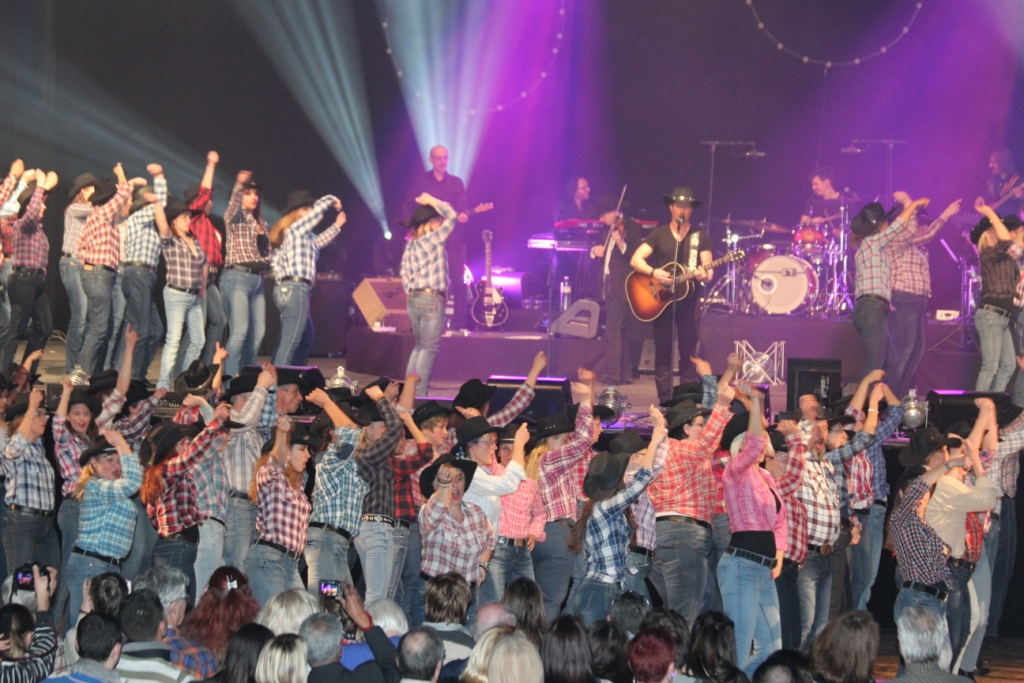 ShowTime Evry Mars 2015 - Les danseurs d'IDF