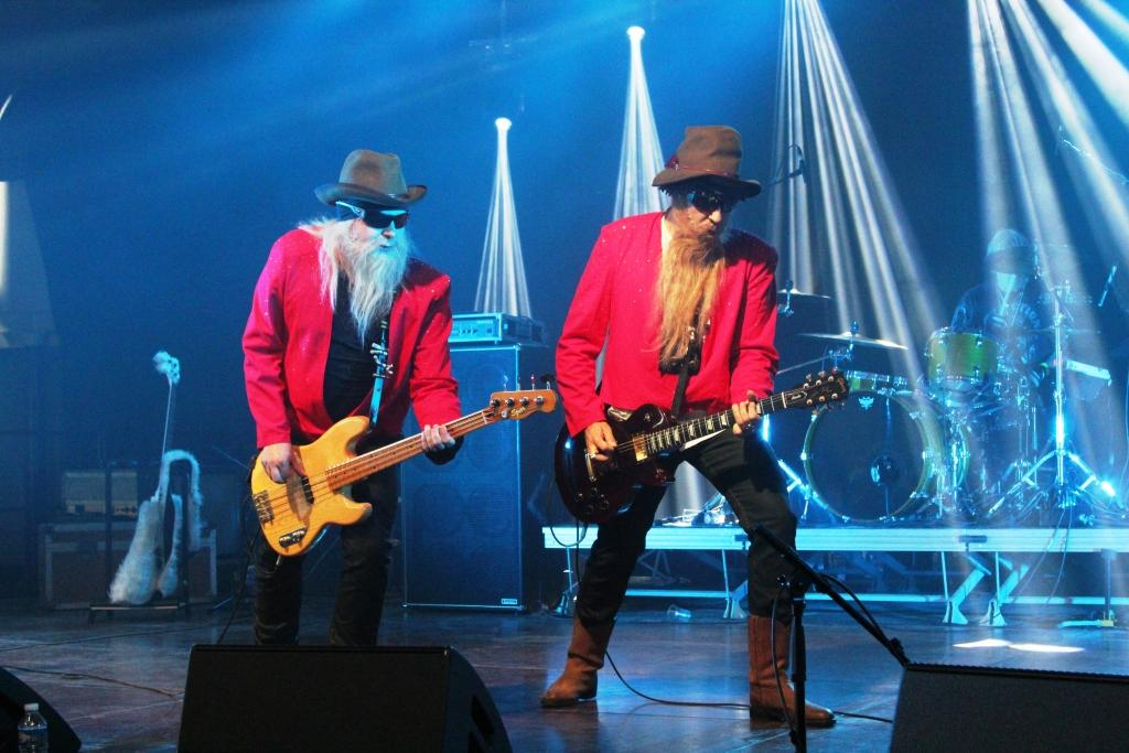 Tribute to ZZ Top, Festival de Nogent/Oise 2015