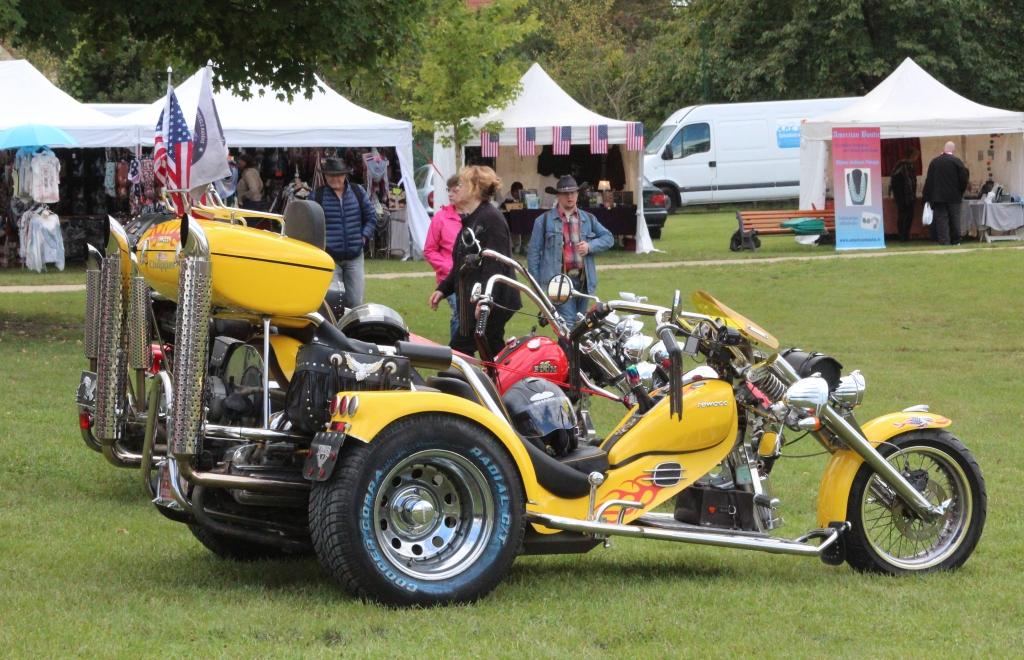 Expo de Trikes - Festival de Groslay