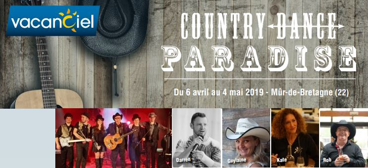 Country Dance Paradise Vacanciel 2019