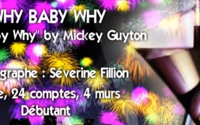 La Choré de la Semaine : Why Baby Why – Séverine Fillion