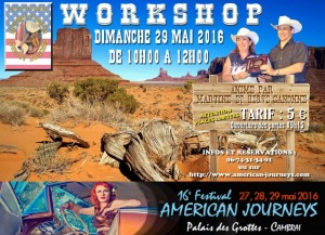 Festival de Cambrai- Workshops 2016