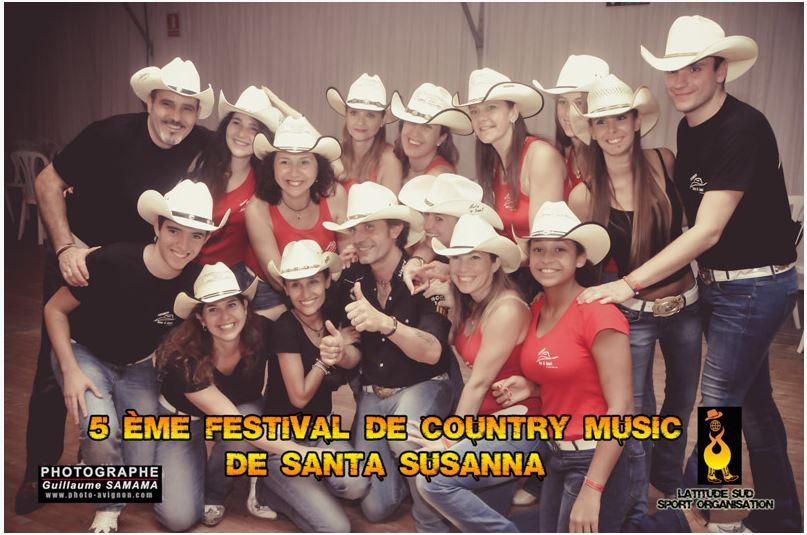 Santa Susanna 2016 - Groupe de danseurs Catalan Style