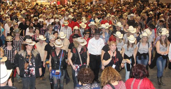 Karine Fournier : Fondatrice du Salon Country Western