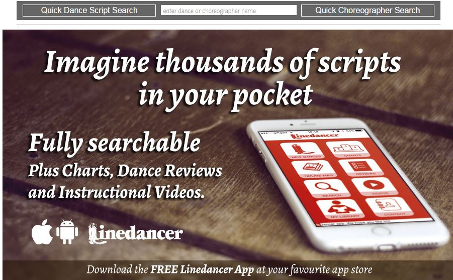 Appli Linedancer