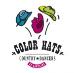 Color Hats Country Dancers