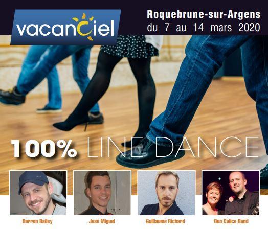 Vacanciel Spécial Line Dance Mars 2020