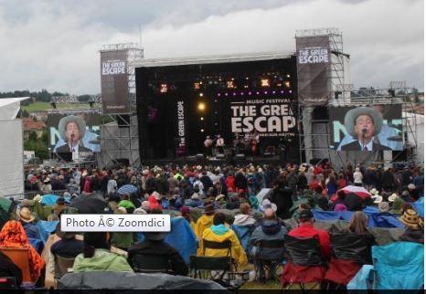 Festival The Green Escape- Photo zoomdici