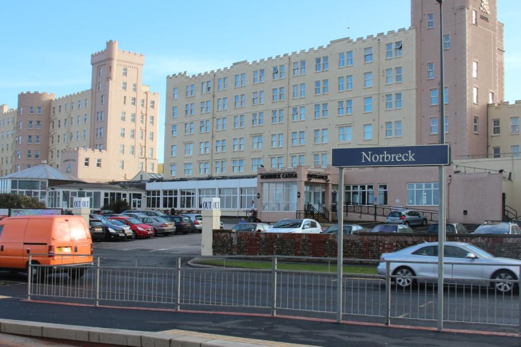 Hôtel Nordbreck Castel-Blackpool